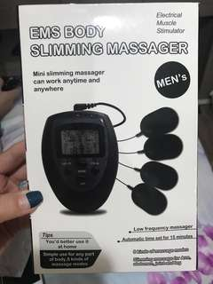 EMS Slimming Massager