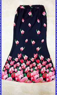 Skirt Free Size fit XL