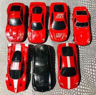Take All: Preloved Ferrari Cars
