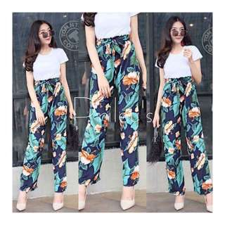 TOP AND PANTS SET