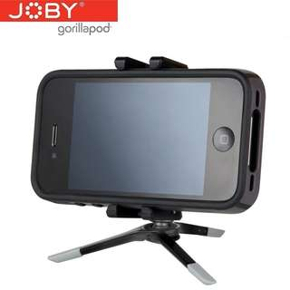 JOBY 1255 GripTight Micro Stand for Smaller smartphones
