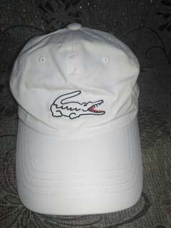 Lacoste authentic cap
