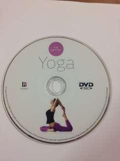 Yoga books + CD lessons