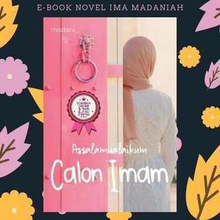 EBOOK PDF NOVEL ASSALAMUALAIKUM CALON IMAM
