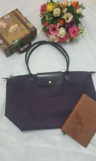 Authentic Longchamp Large Size