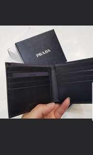 Brand new Prada men's wallet