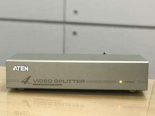 ATEN 4 Port Video Splitter VS-94A