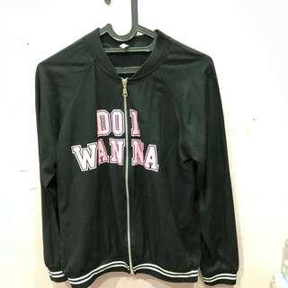 'Do I Wanna' Black Jacket