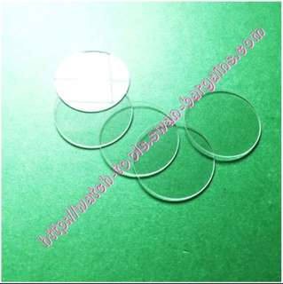 30mm 30.5mm 31mm 34mm 35mm Men's Watch Mineral Glass Replacement Spare Part