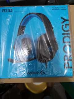 Logitech G233 Stereo Gaming Headset