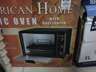 BrandNew American Home Electric Oven w/ Roaster
