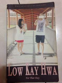 For that day ( English novel)