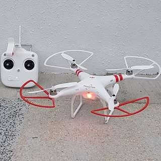 DJI Phantom FC-40 Quadcopter Drone, comes with FC40 camera & original charger
