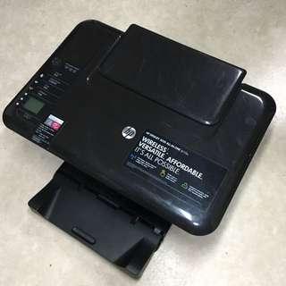 [影印機 printer] [家用][黑白/彩色]HP DESKJET 3050 ALL-IN-ONE J610a