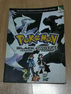 Pokemon Game Guidebooks