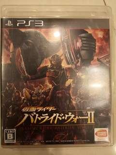 Kamen Rider Battride War 2 PS3