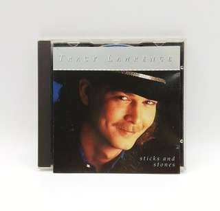 Tracy Lawrence Sticks and Stones CD