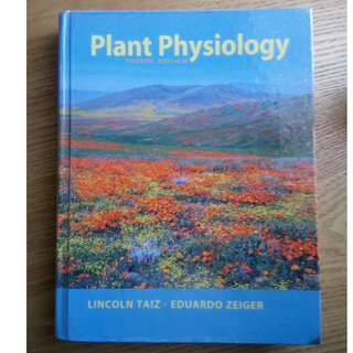 🚚 plant physiology