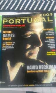 Euro 2004 Guide Football Magazine