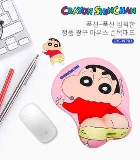 蠟筆小新 mouse pad 滑鼠墊