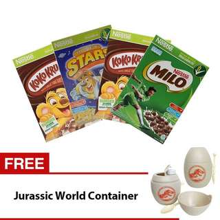 Jurassic World Container