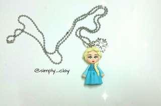 Elsa of Frozen Necklace