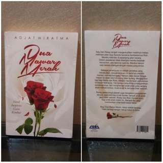 Buku Novel Dua Mawar Merah oleh Adjat Wiratma di fitur di DAAI TV
