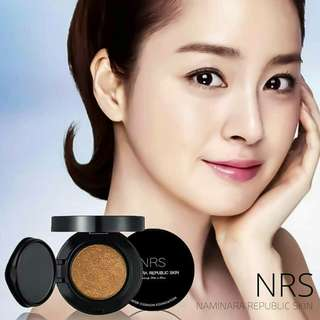 READY STOCK💕NRS WINTER CUSHION FOUNDATION by Umie Aida.  Processing proceed upon full payment received via bank transfer.