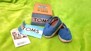 Toms baby