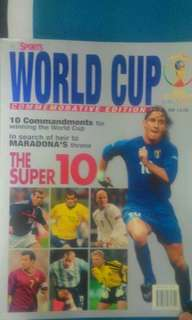 World Cup 2002 All Sports Magazine