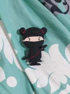 Ninja thumbdrive