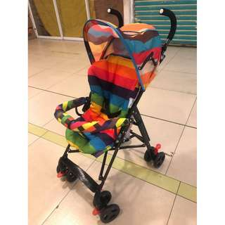 Baby Stroller With Cushion