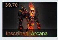 Looking for Dota 2 items (cheap price)