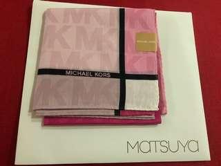 Authentic MK Michael Kors scarf