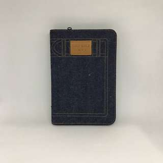Holy Bible (Denim Cover with Zip) | New International Version NIV