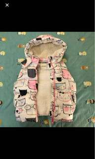 Preloved baby winter clothes