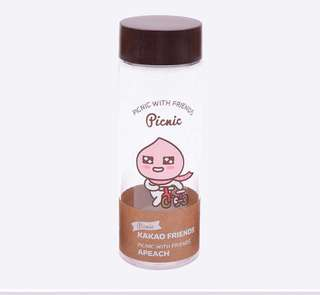 Kakao friends apeach 水樽