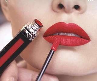 (limited edition)Dior Rouge liquid 999 matte