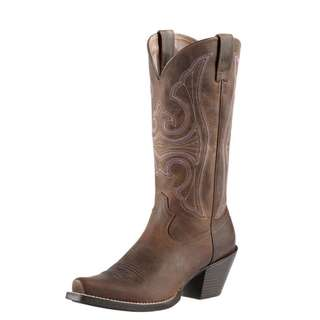 Ariat Women's Round Up Western Cowboy Boots