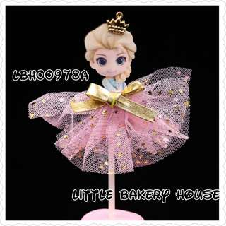 Bakery LBH00978A cake deco pink