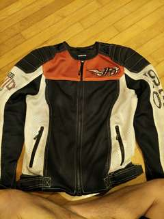 Harley Davidson Mesh Riding Jacket