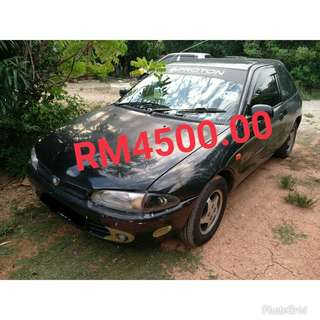SATRIA 1.3 MANUAL TAHUN 1996 BARU 2 OWNER CALL ZMT ENTERPRISE 0175890078