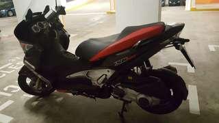 WTS Aprilia SR MAX 300