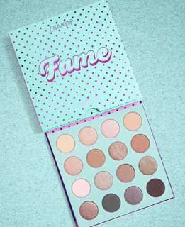 [❤️AVAIL FOR PO] Colourpop fame first cool toned eyeshadow palette PO