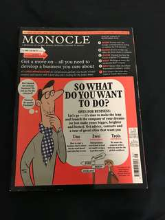 MonocLe issue 96 vol10 sept2016