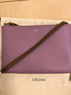 Celine small trio petal 100% new and real