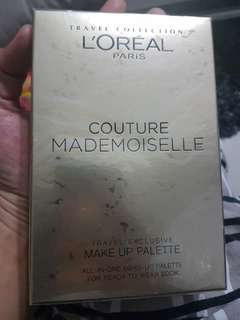 Loreal Couture Mademoiselle Travel Collection