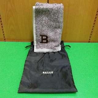 Bally毛巾連收納袋