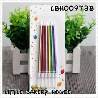 Bakery LBH00973B candle.