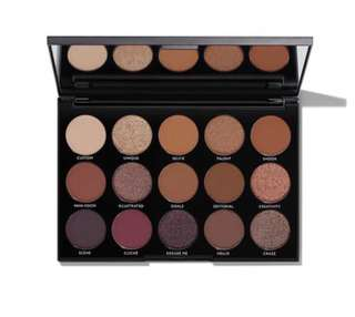 Morphe 15N Night Master Eyeshadow Palette PO